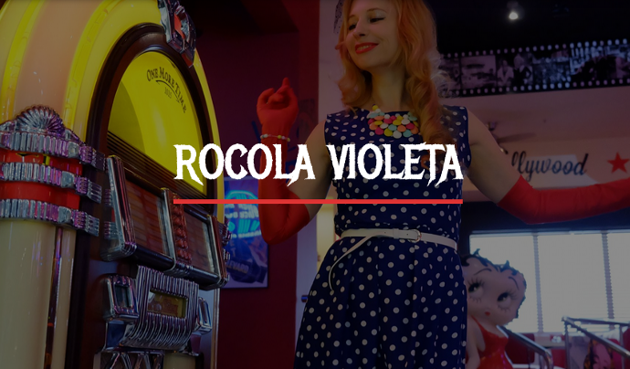 Rocola Violeta podcasts