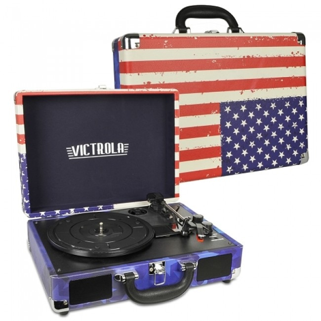 American record player